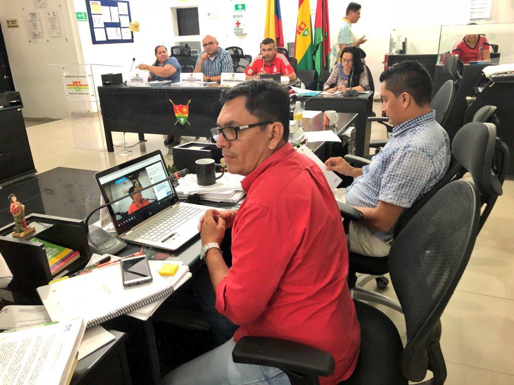 La Comisión de Planeación aprueba el Plan de Desarrollo de Yopal 2018 – 2019