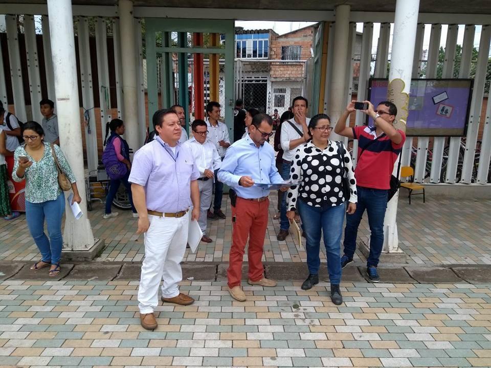 Tramitan acción popular por dificultades que afronta Mega colegio de los Progresos de Yopal
