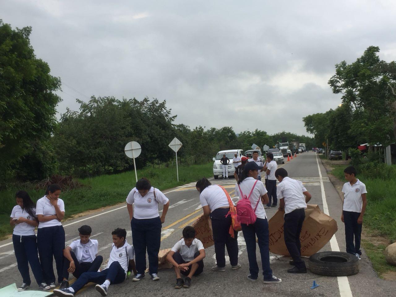 Estudiantes de Hato Corozal amenazan con mas protestas este viernes