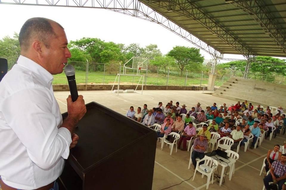 Mandatario de Paz de Ariporo recibe reconocimiento  Federación Colombiana de Municipios