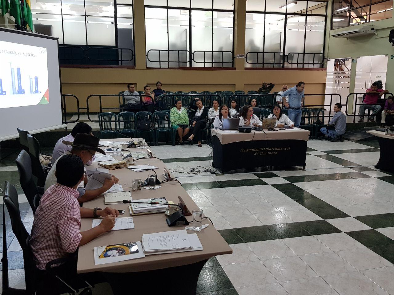 Debate a Acción social en la Asamblea  deja muchas inquietudes sobre destino de recursos para población vulnerable