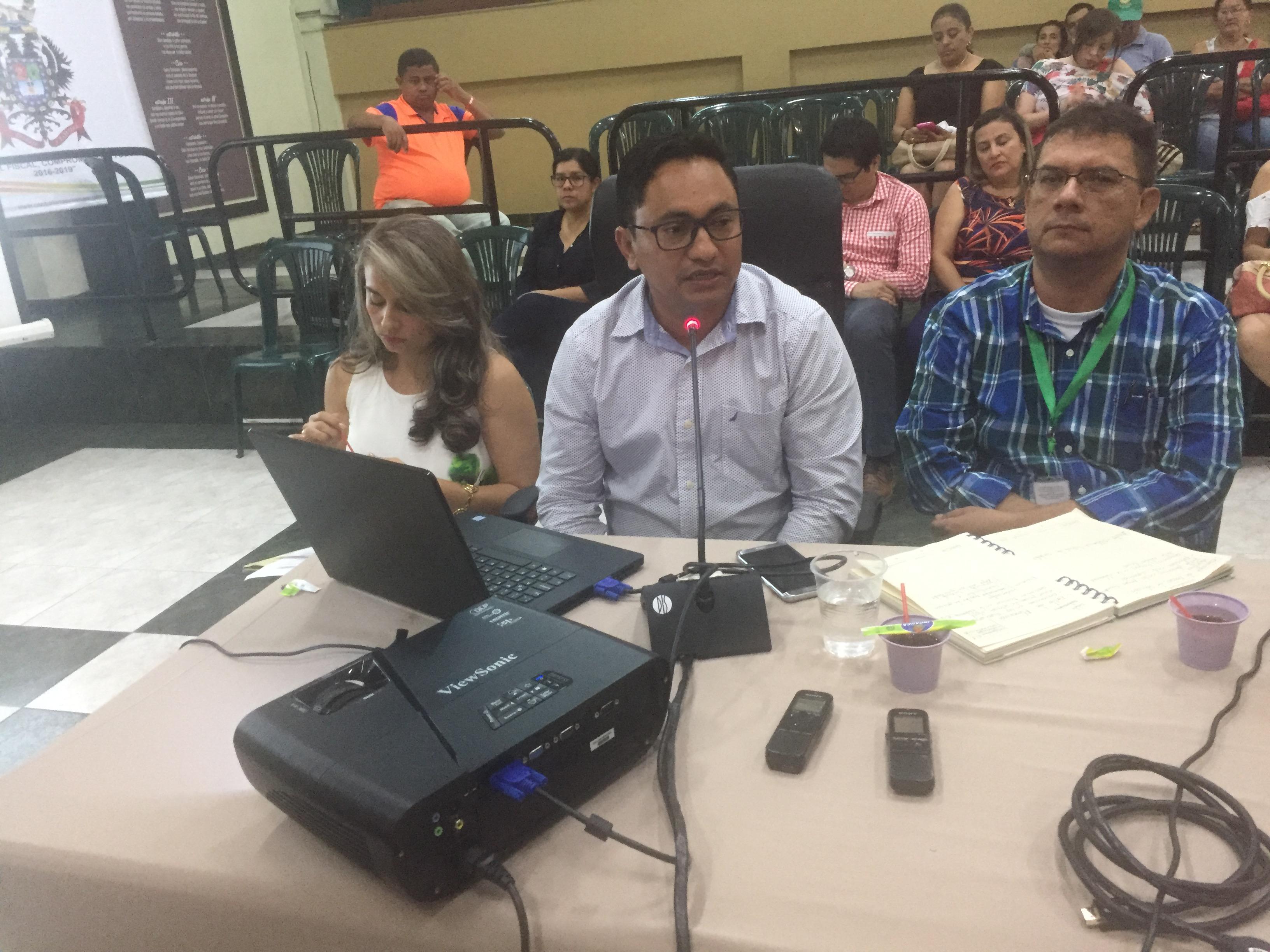 Contralor de Casanare Antonio José Ortega  presentó informe de gestión con hallazgos fiscales por más de $ 20 mil millones