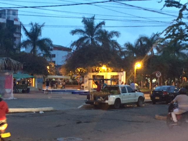 Todos los días llegan Venezolanos   a Yopal, autoridades intentan controlan  flujo migratorio