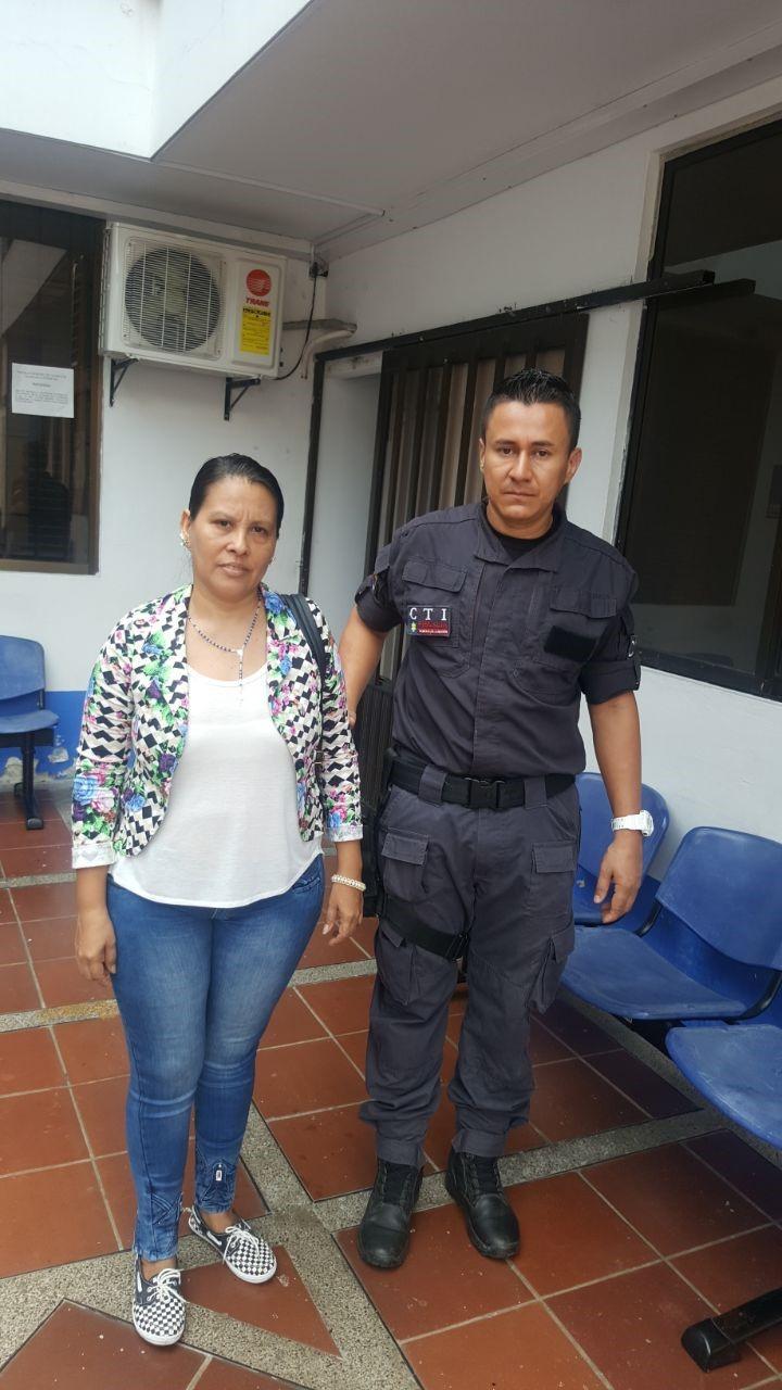 capturada ex inspectora de transito de Yopal por delitos contra la administración publica