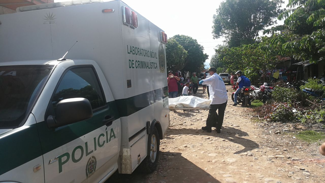 Muerto aparece turista  Suizo italiano en Yopal