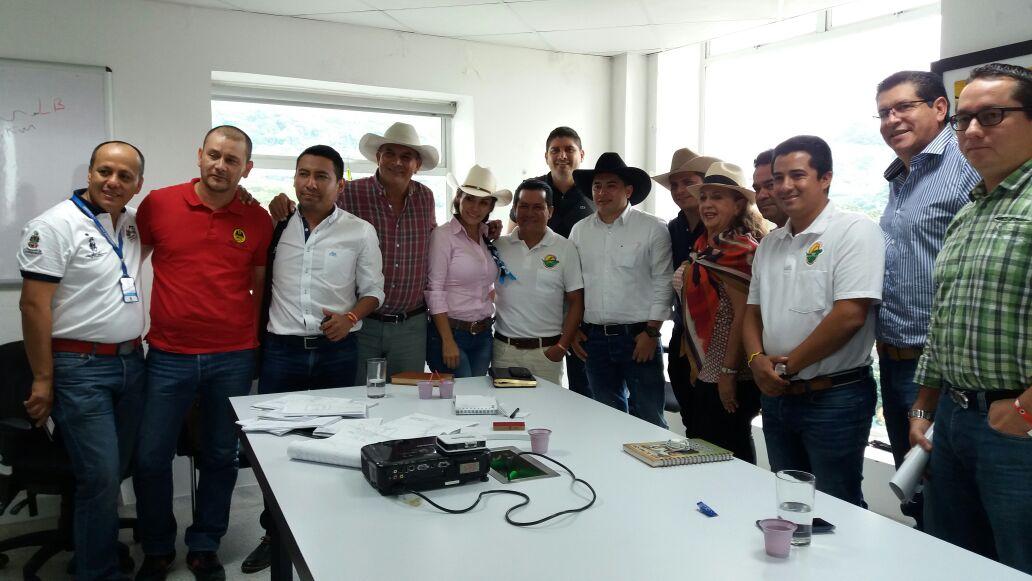 En reunión  cumplida en Yopal se dieron avances en pavimentación de vía a Labranzagrande