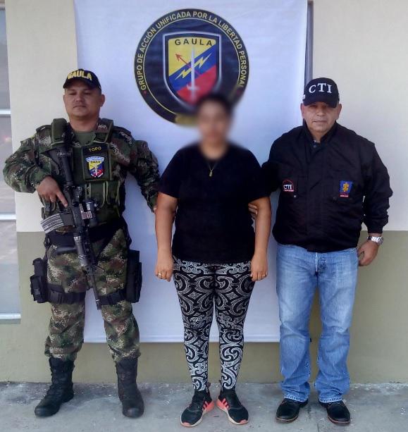 Capturan  mujer  en Yopal  por extorsiones telefónicas a   ciudadanos del Tolima