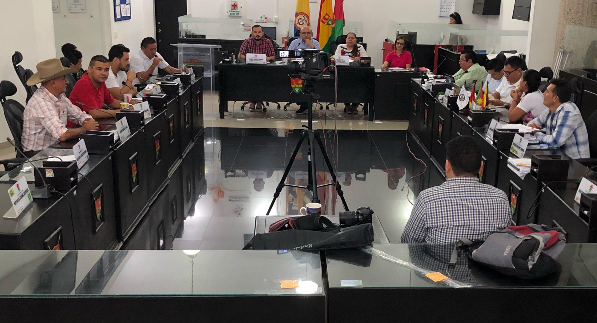 Concejo Yopal aprueba incorporar al presupuesto 2018  recursos que se giran a  CEIBA