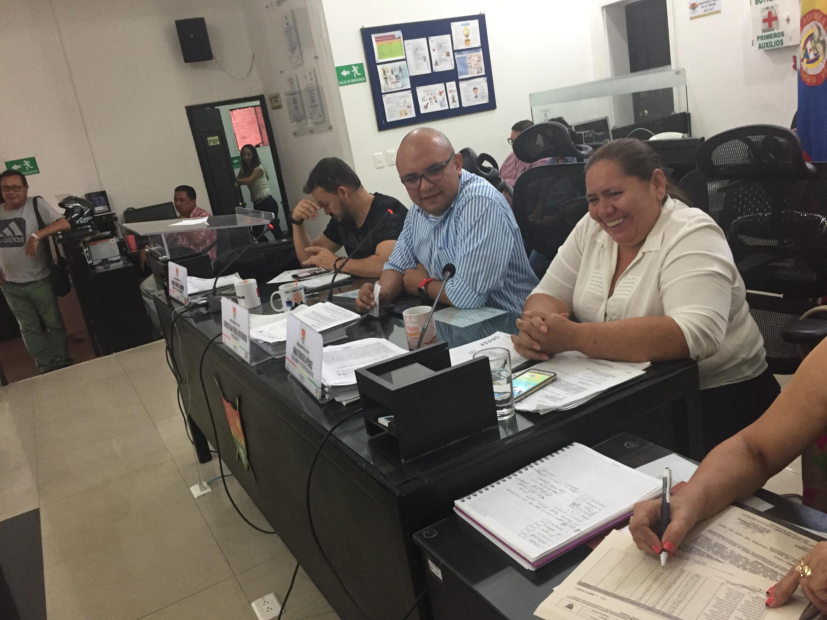 Concejo de Yopal   aprobó proyectos de reforma a junta directiva administración transición de empresa  Ceiba