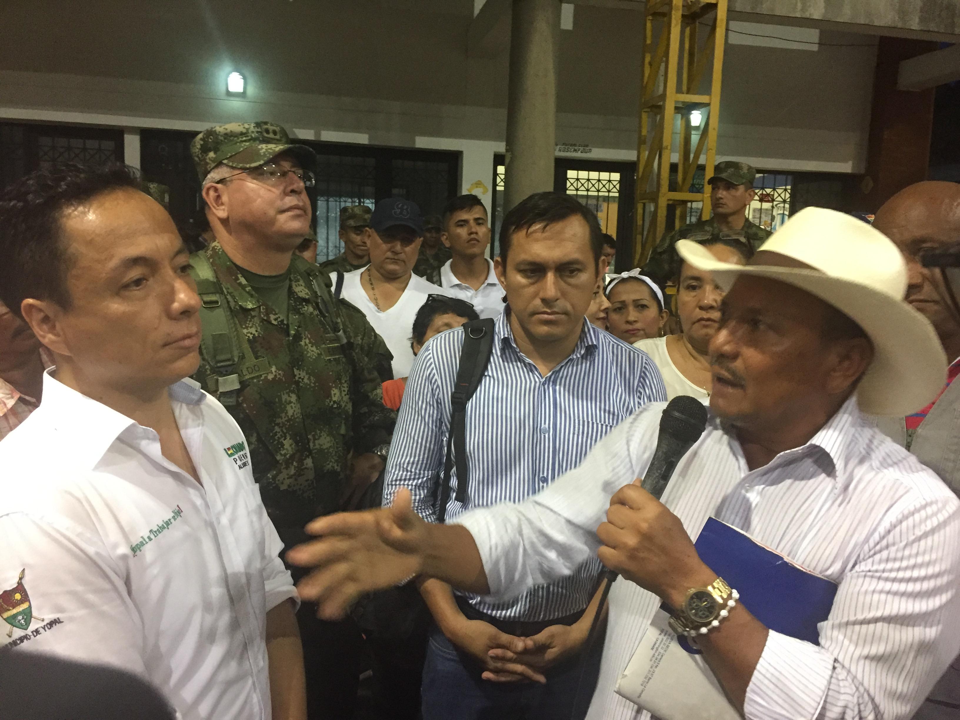 Ejercito presentó proyecto de centro cultural  en antiguo centro de salud de la Campiña: Comunidad está indecisa.