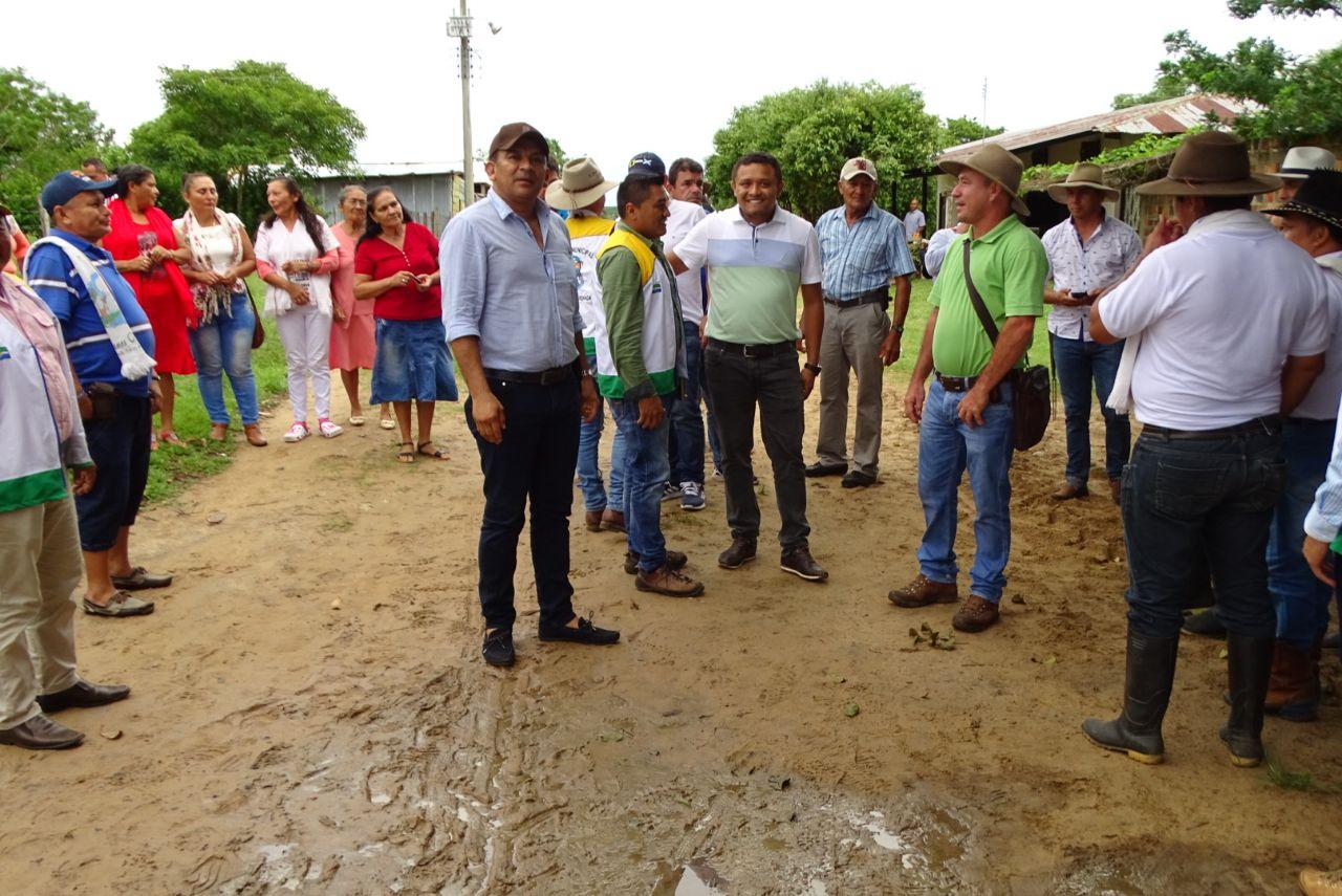 Se construirá vía  que une a Casanare con el Vichada por Paz de Ariporo