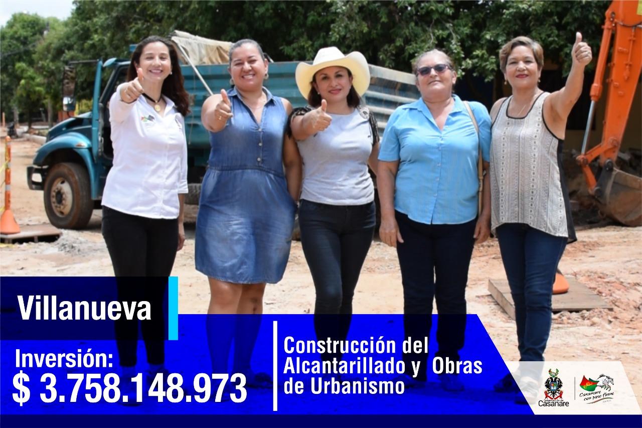 Seguimos demostrando que en Casanare se hacen buenas obras: Josué Alirio Barrera