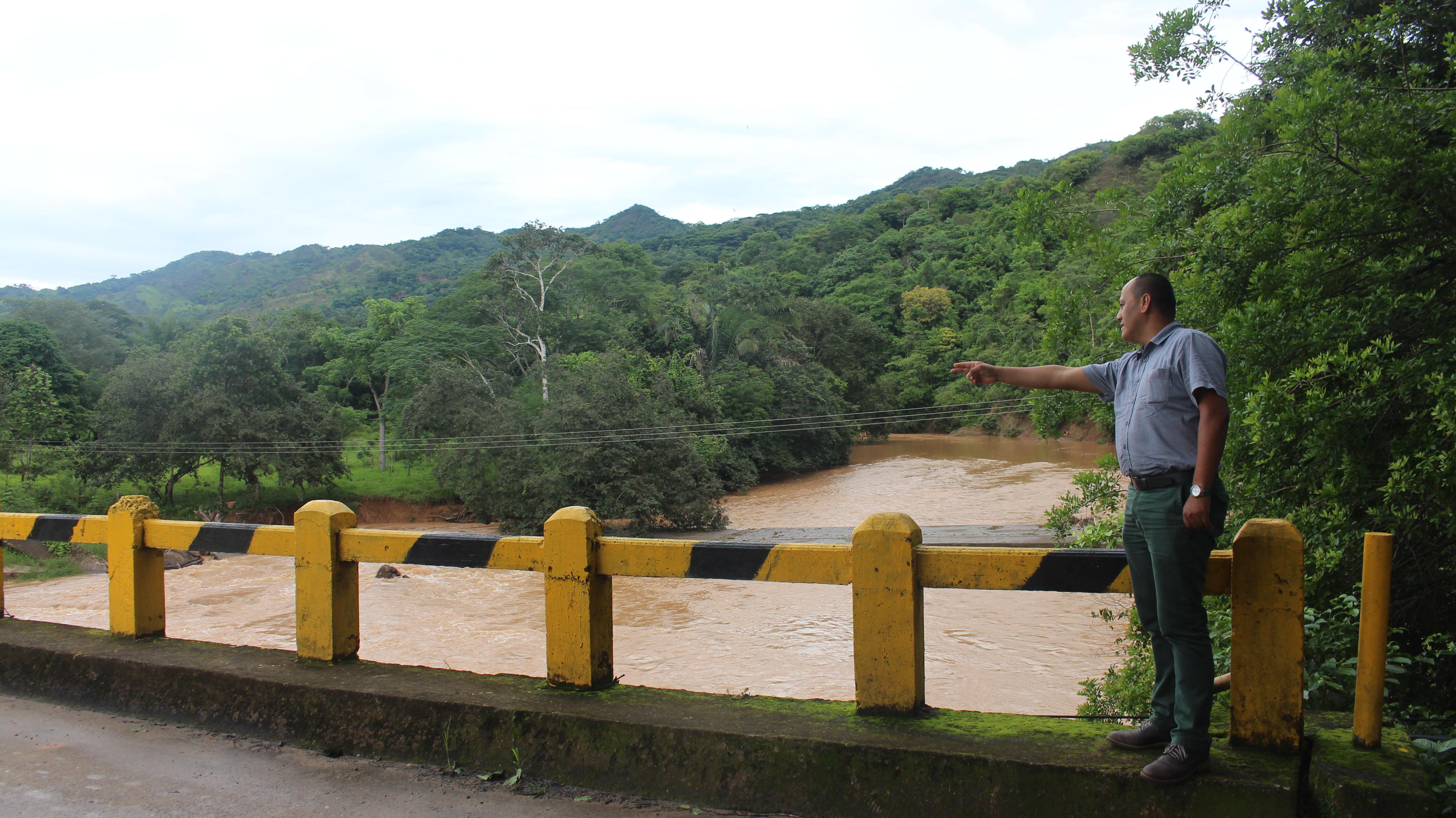 Gobernación de Casanare rehabilitará  vía La Yopalosa – Nunchía