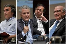 """LOS """"PEROS"""" DE LOS CANDIDATOS PRESIDENCIALES  *** Juan Carlos Niño Niño"""