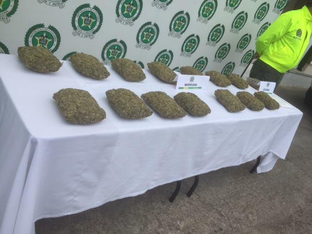 sube precio de la Marihuana en Yopal por incautaciones de la policía