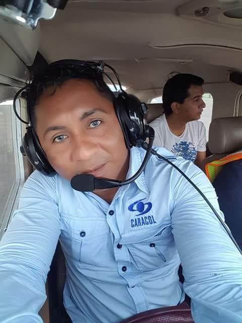Corresponsal de caracol televisión  en Casanare Alexander Guerrero se recupera   luego de incidente de salud