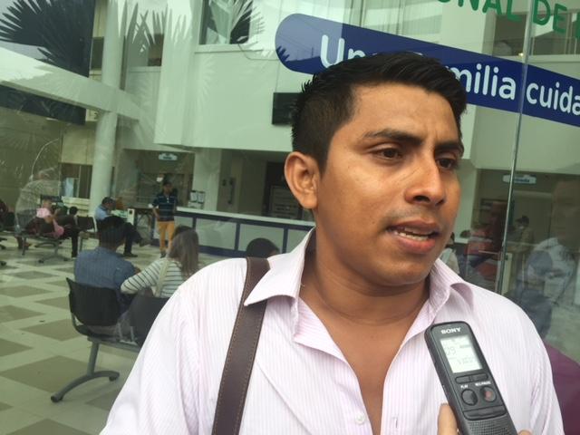 ´Padre de niño fallecido en Hospital regional de la Orinoquia  presenta denuncias por atención de CAPRESOCA.