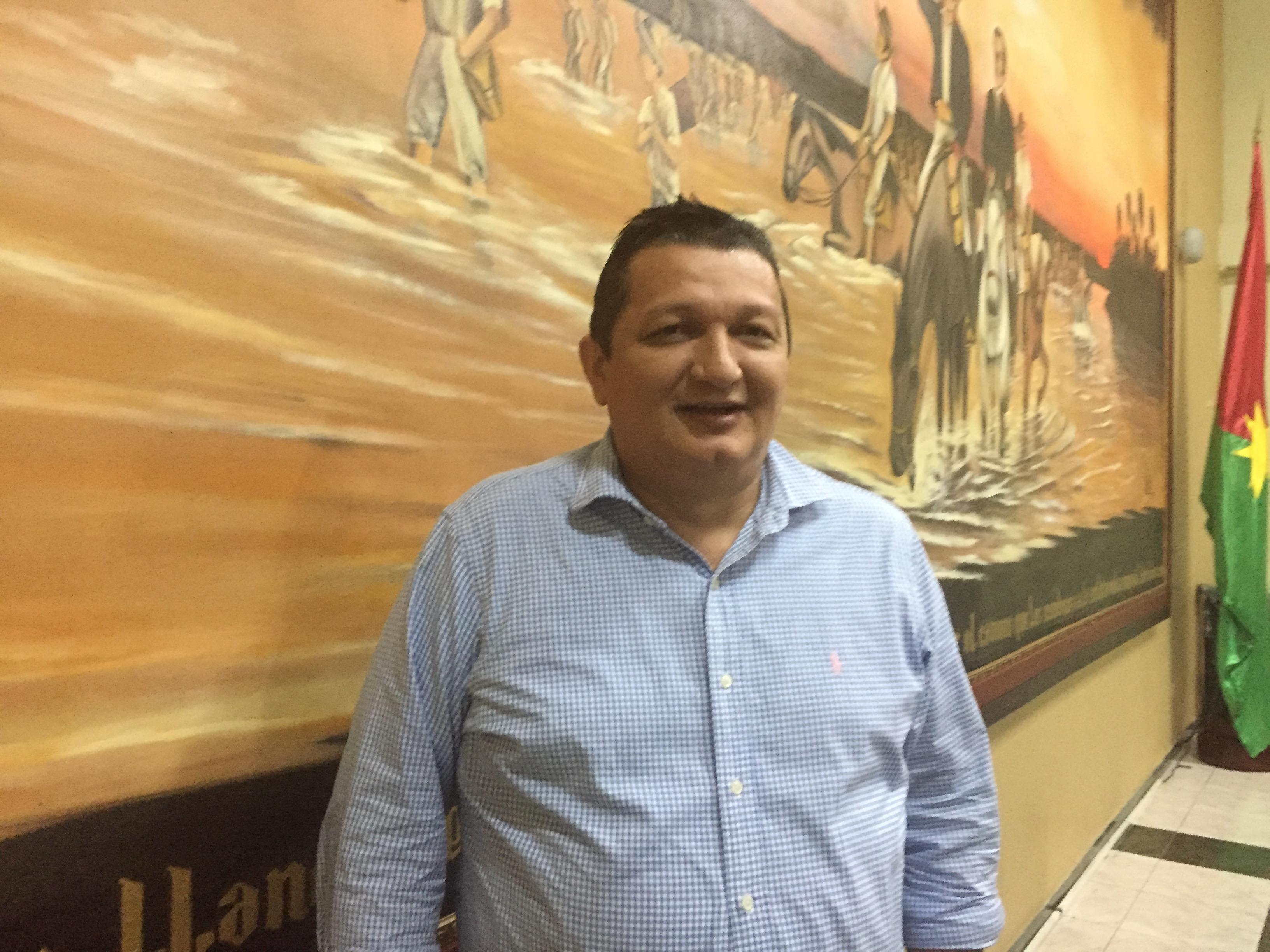 Josué Alirio Barrera presenta vigencias futuras a la Asamblea por $ 165 mil millones de pesos