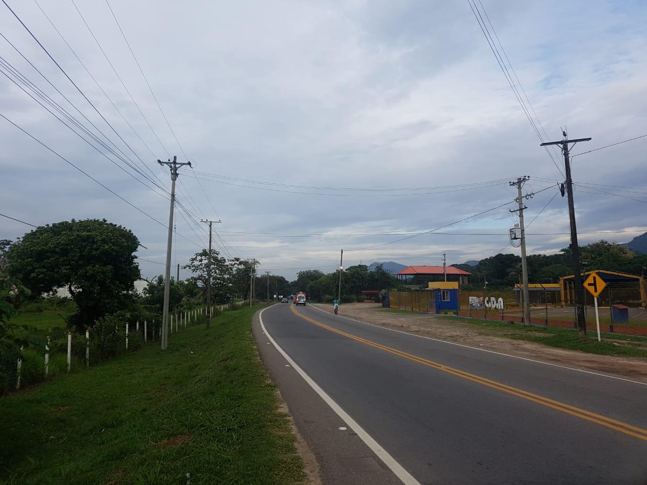 Arrollado obrero de la construcción que al parecer sufría de esquizofrenia en vía Yopal Aguazul