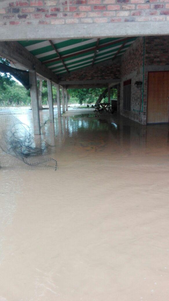 Más de 500 familias damnificadas por el invierno en Casanare