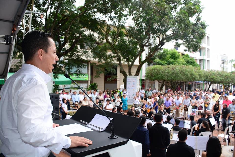 Yopal celebró  76 años de fundación