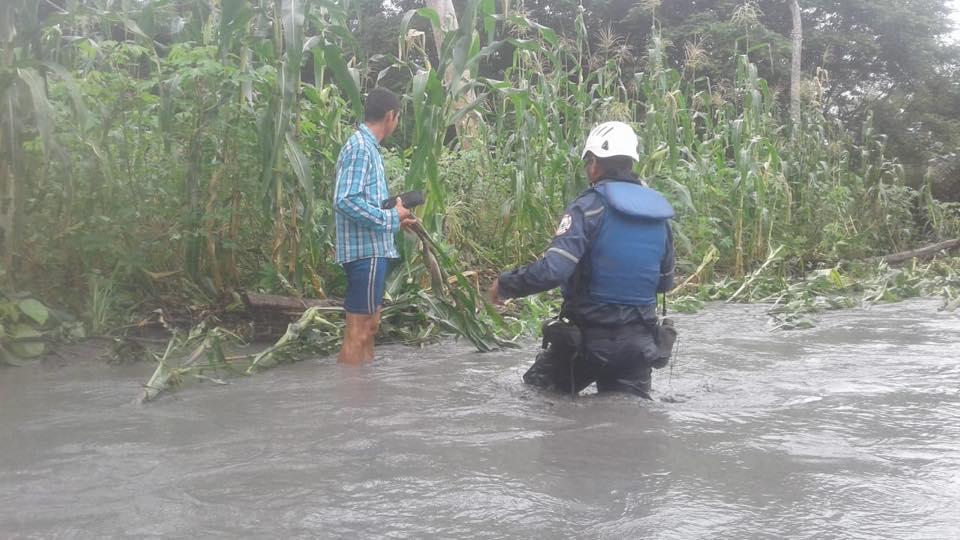 El río Pauto deja inundaciones en varias veredas de Nunchia  Unidades de el cuerpo de bomberos de Nunchia Casanare atienden emergencias por inundación de el río Pauto en las veredas Pradera Cazadero , Caucho y Brisas del Caucho se verificaron daños en viviendas, praderas y cultivos de páncoger participaron cinco unidades y un movil. Por ahora se efectúa el censo de damnificados.