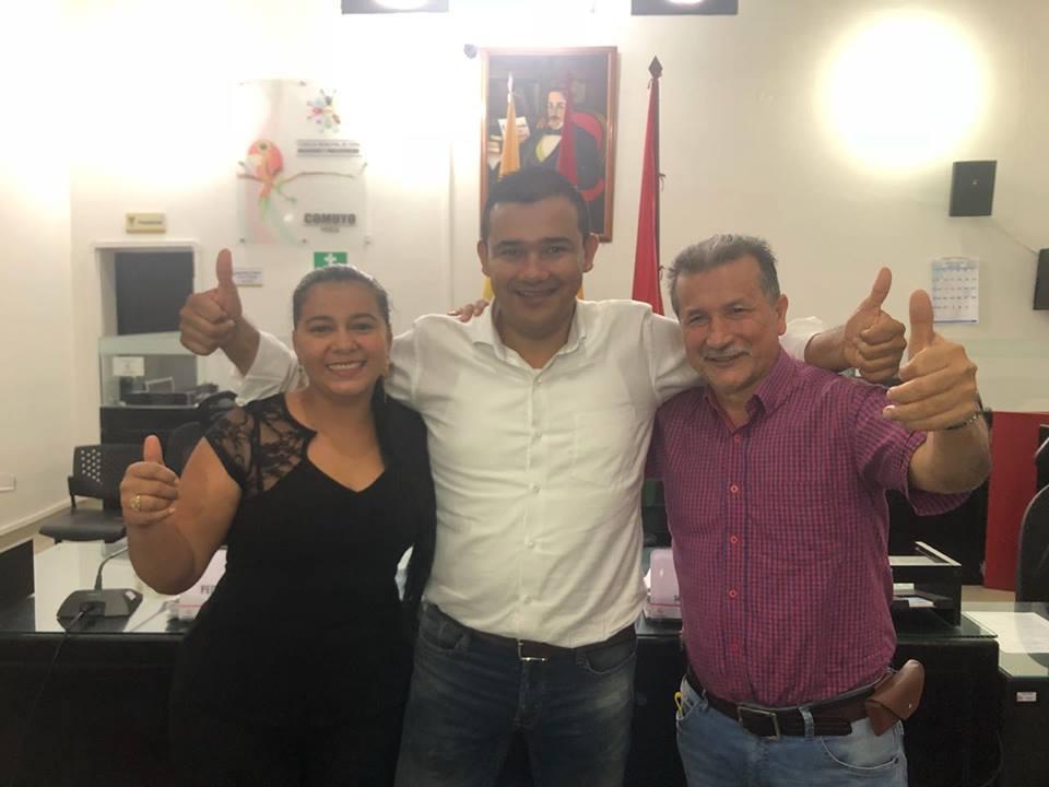 Se eligió hoy la nueva mesa directiva del concejo municipal de Yopal.