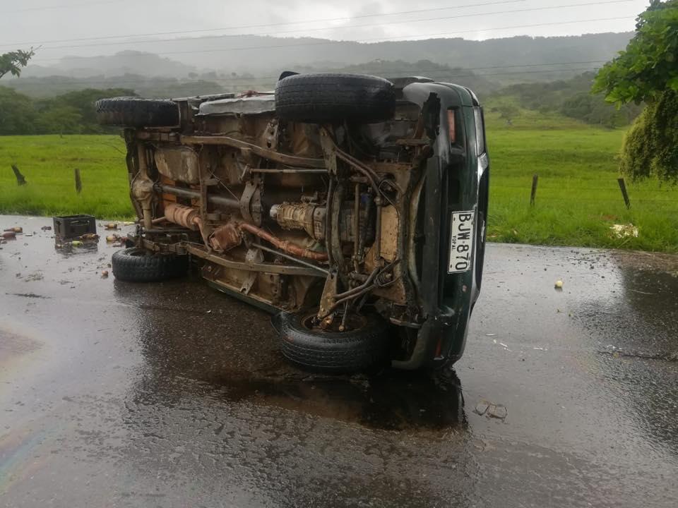 Un lesionado deja accidente de tránsito en vía Yopal Paz de Ariporo