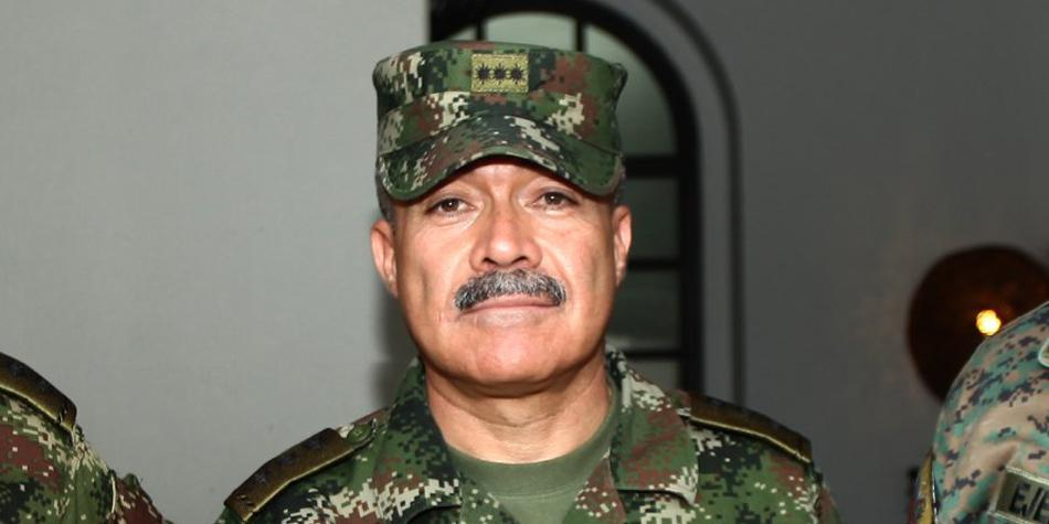 Mayor General del Ejército, Henry William Torres Escalante comparece hoy en la Justicia Especial par la Paz