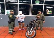 Policía recupera siete motocicletas robadas y las entrega a sus propietarios