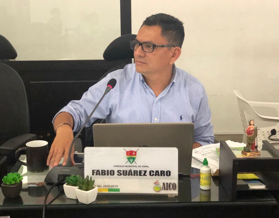 Concejo de Yopal discute proyecto para la legalización de la ciudadela La Bendición