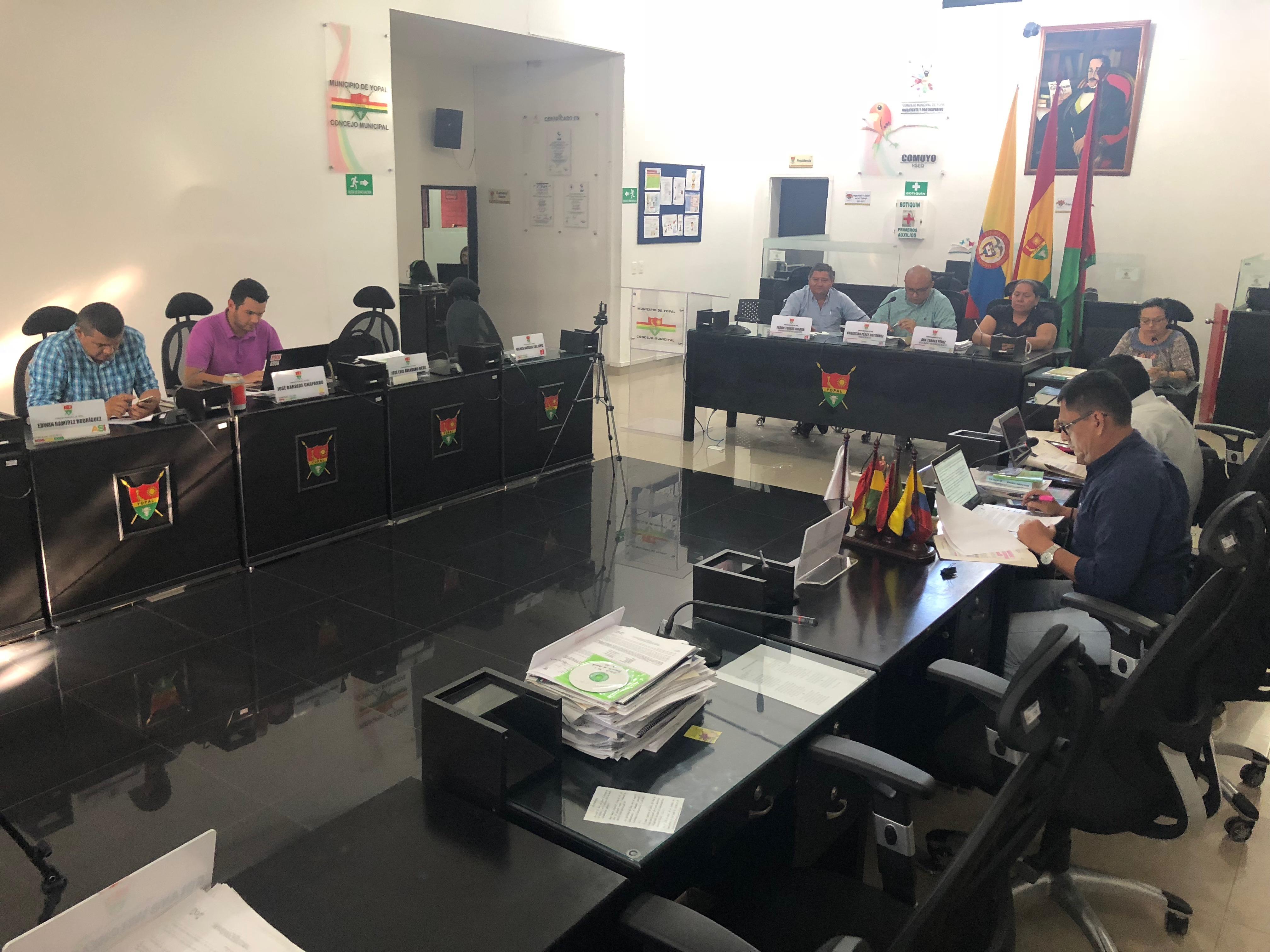 Archivan proyecto de creación de corregimiento de El Taladro de Yopal
