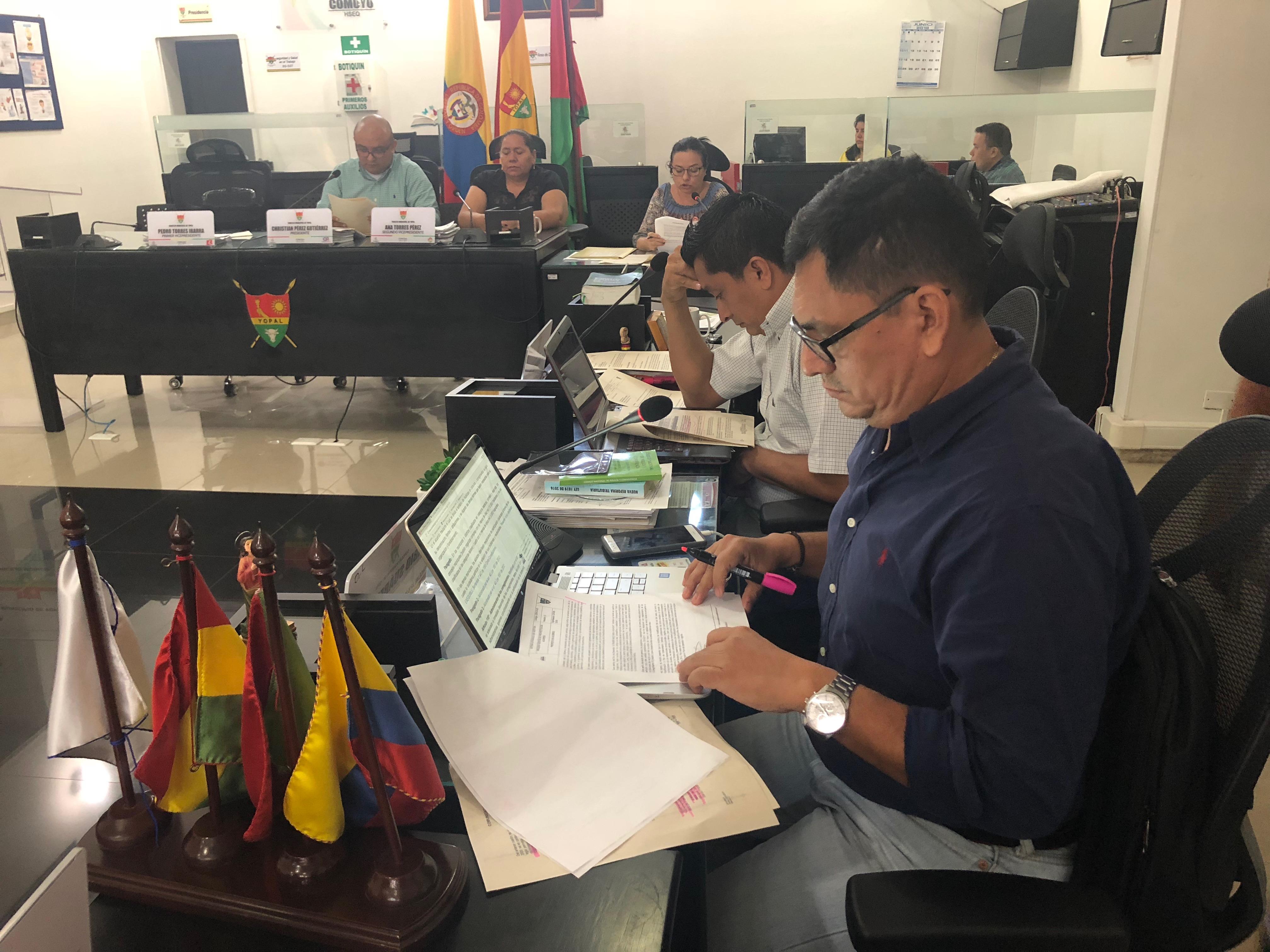 Alcalde de Yopal René Leonardo Puentes cuenta con presupuesto Armonizado a su plan de desarrollo