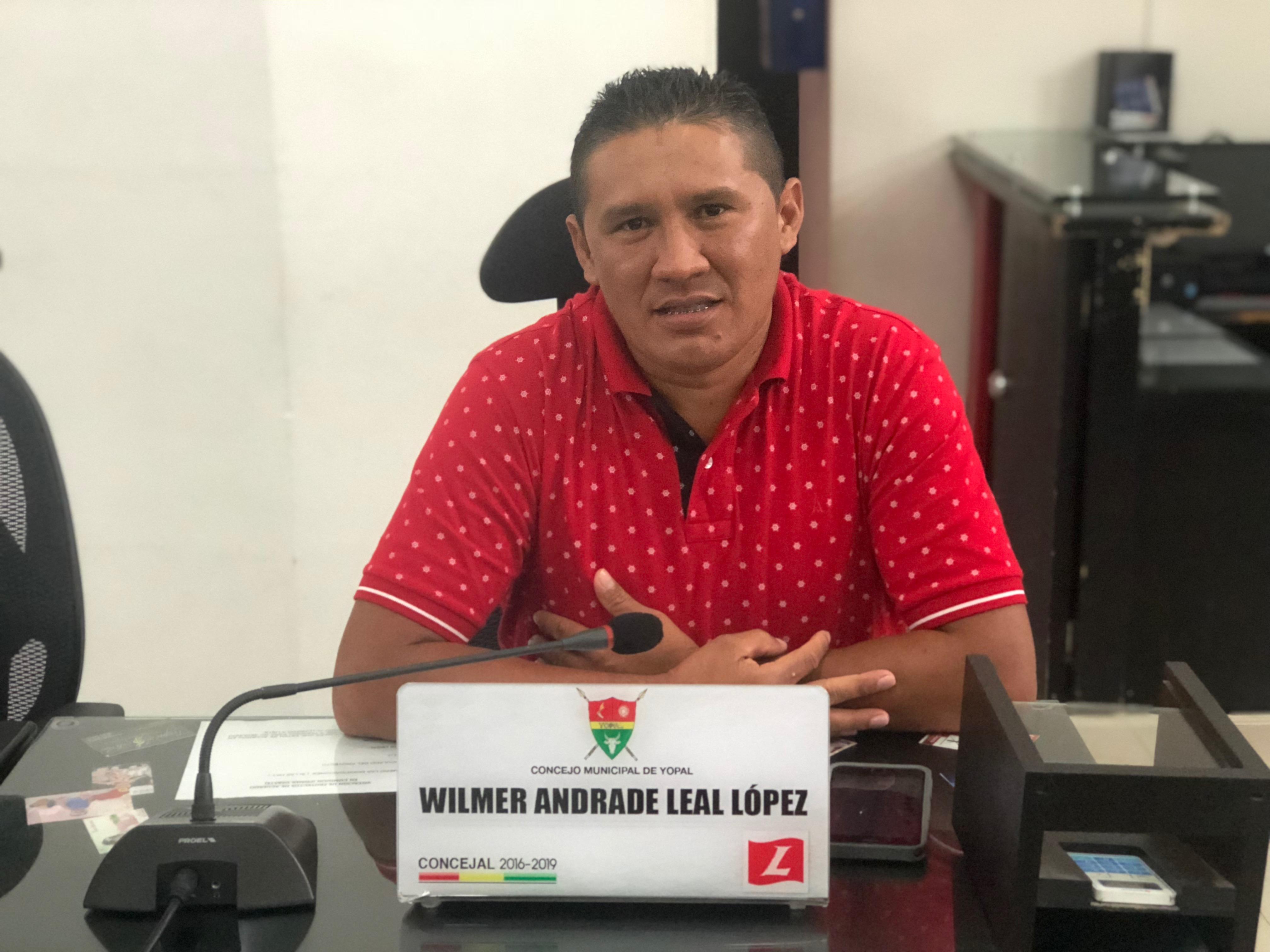 Aplazado primer a modificación del  presupuesto de la vigencia fiscal 2018 de Yopal