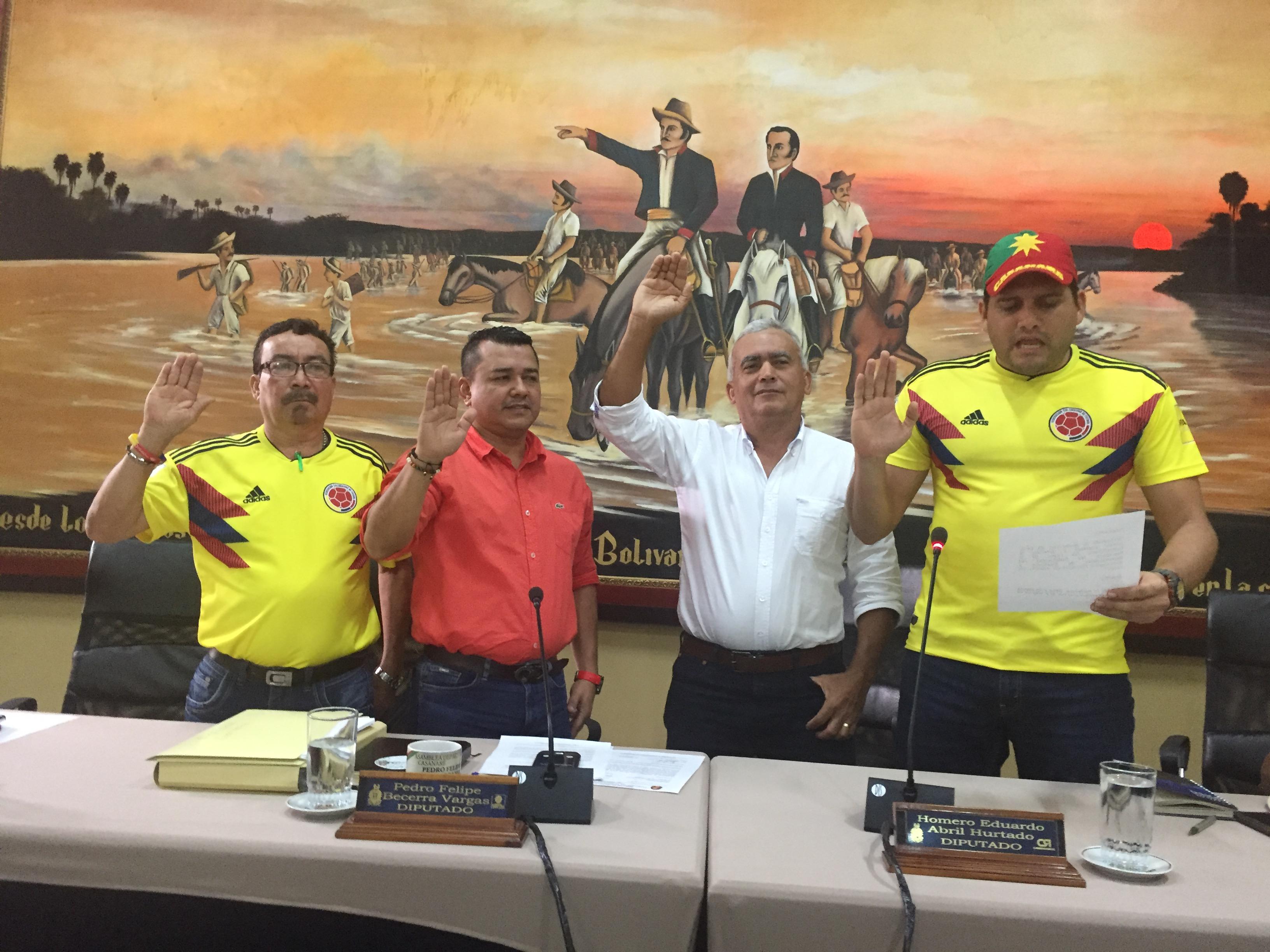 Nuevo Presidente de la Asamblea José Barrera  llega a  controlar políticamente gobierno de Alirio Barrera
