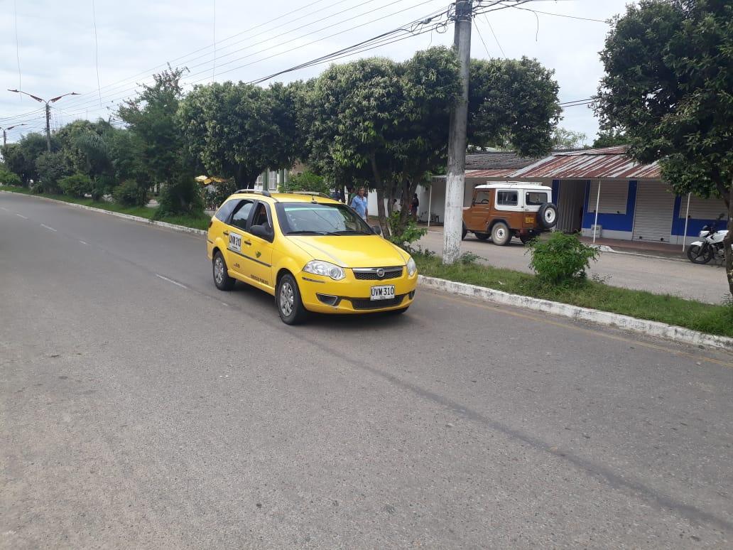 Niño de 11 años es atropellado por taxi en Paz de Ariporo