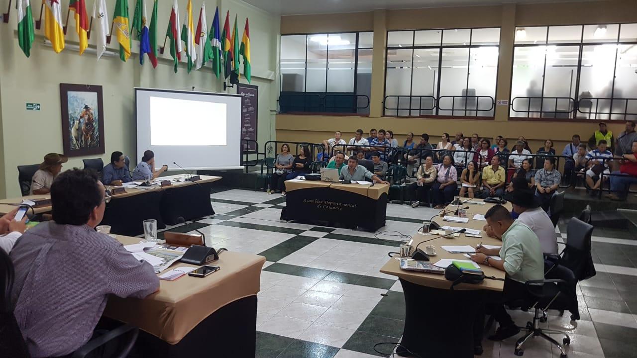 El 12 de Julio en la Asamblea de Casanare debate a gerente del hospital regional de la Orinoquia Ronal Roa Castañeda