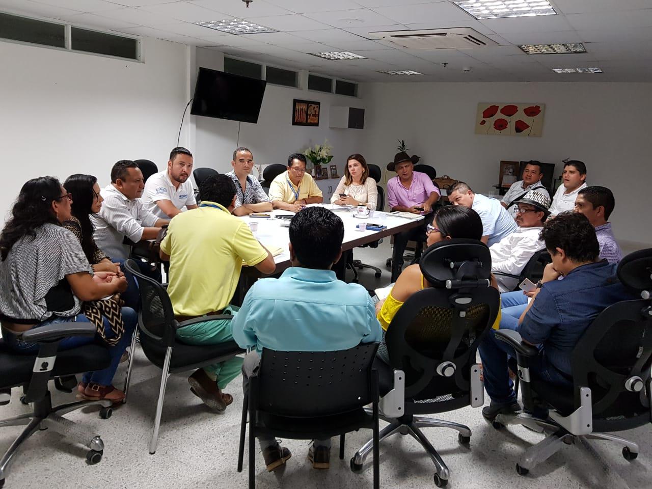 Sigue tire y afloje de empleados del hospital regional de la Orinoquia con directivos del centro asistencial
