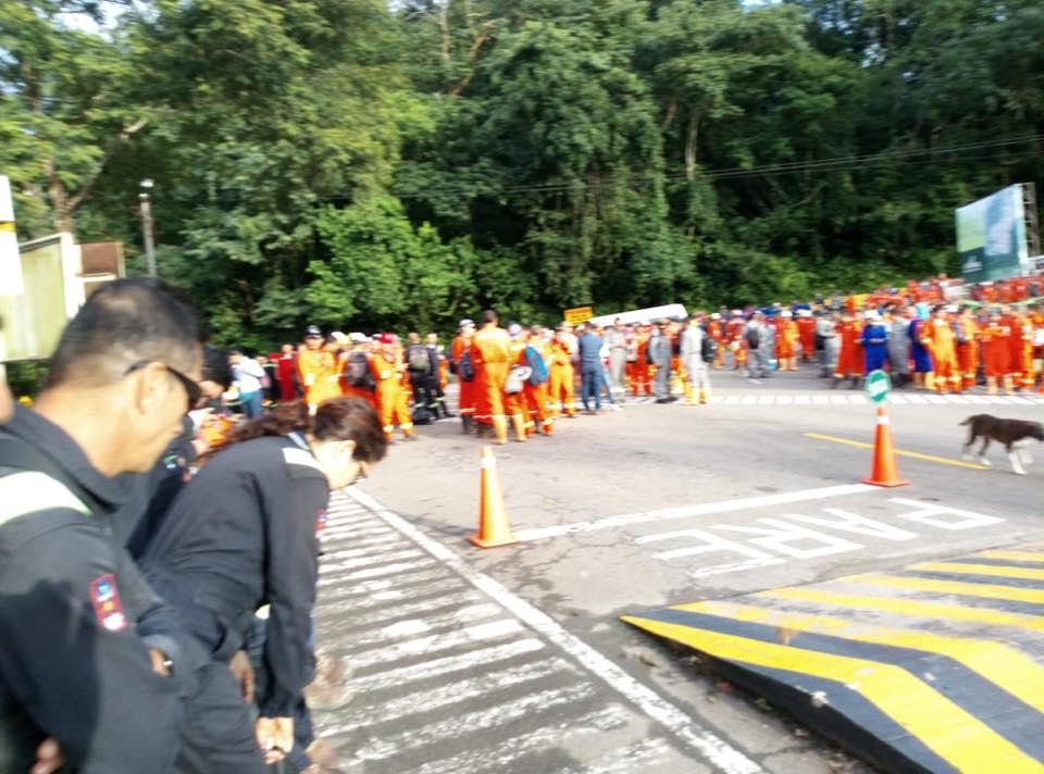 Ecopetrol fija posición frente a bloqueo de sindicalistas en acceso a complejo Cupiagua