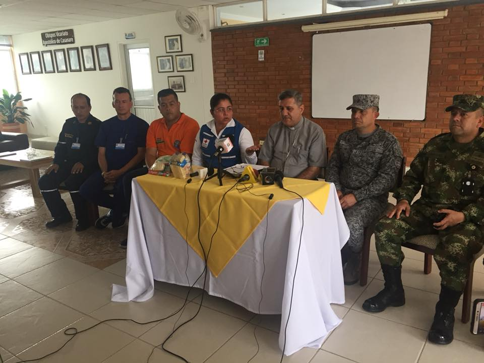 Se activa Plan de emergencia a migrantes  de paso venezolanos en Casanare.