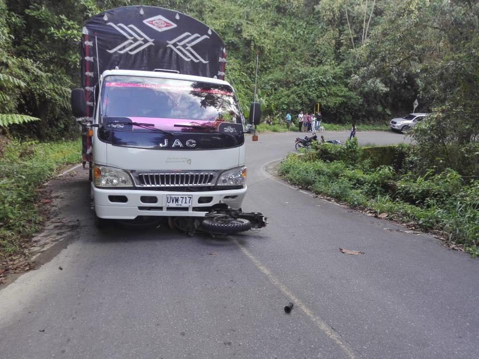 Muere adolescente en trágico accidente en Chámeza