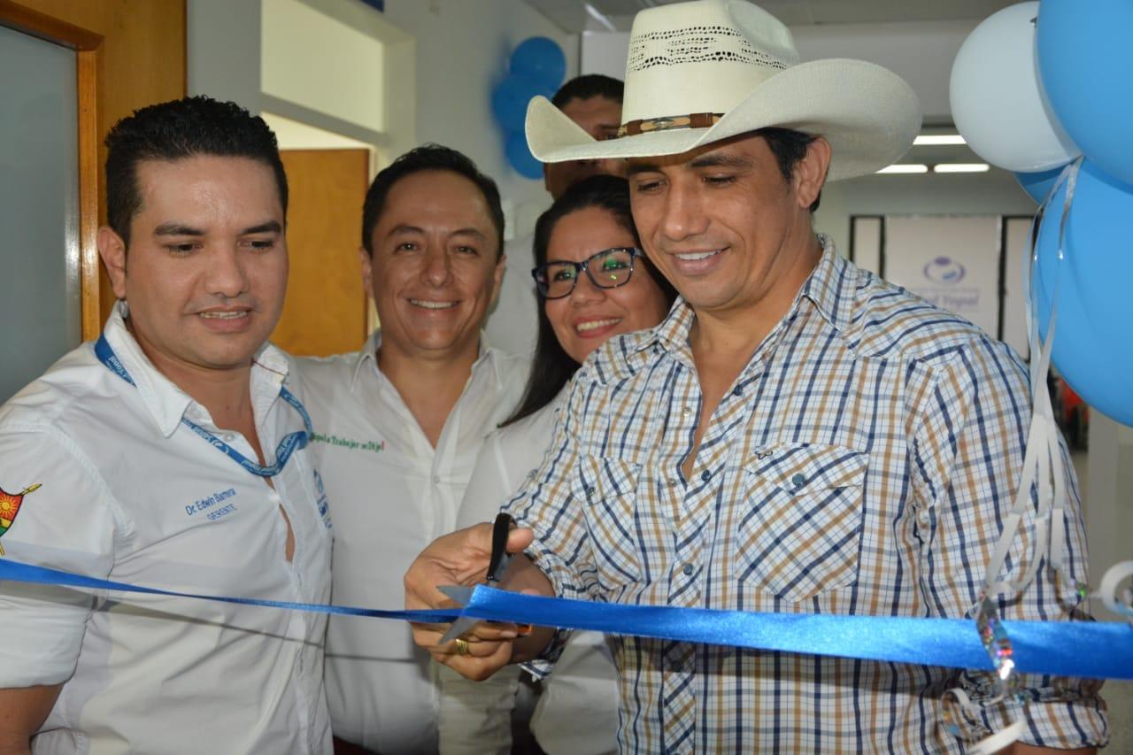 Hospital Local  E.S. E Salud Yopal presentó los nuevos servicios