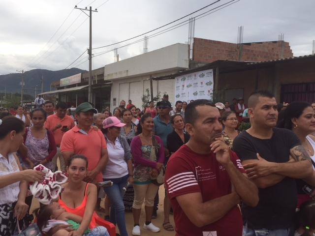 Legalizar la ciudadela La Bendición de Yopal proyecto que aún no comienza
