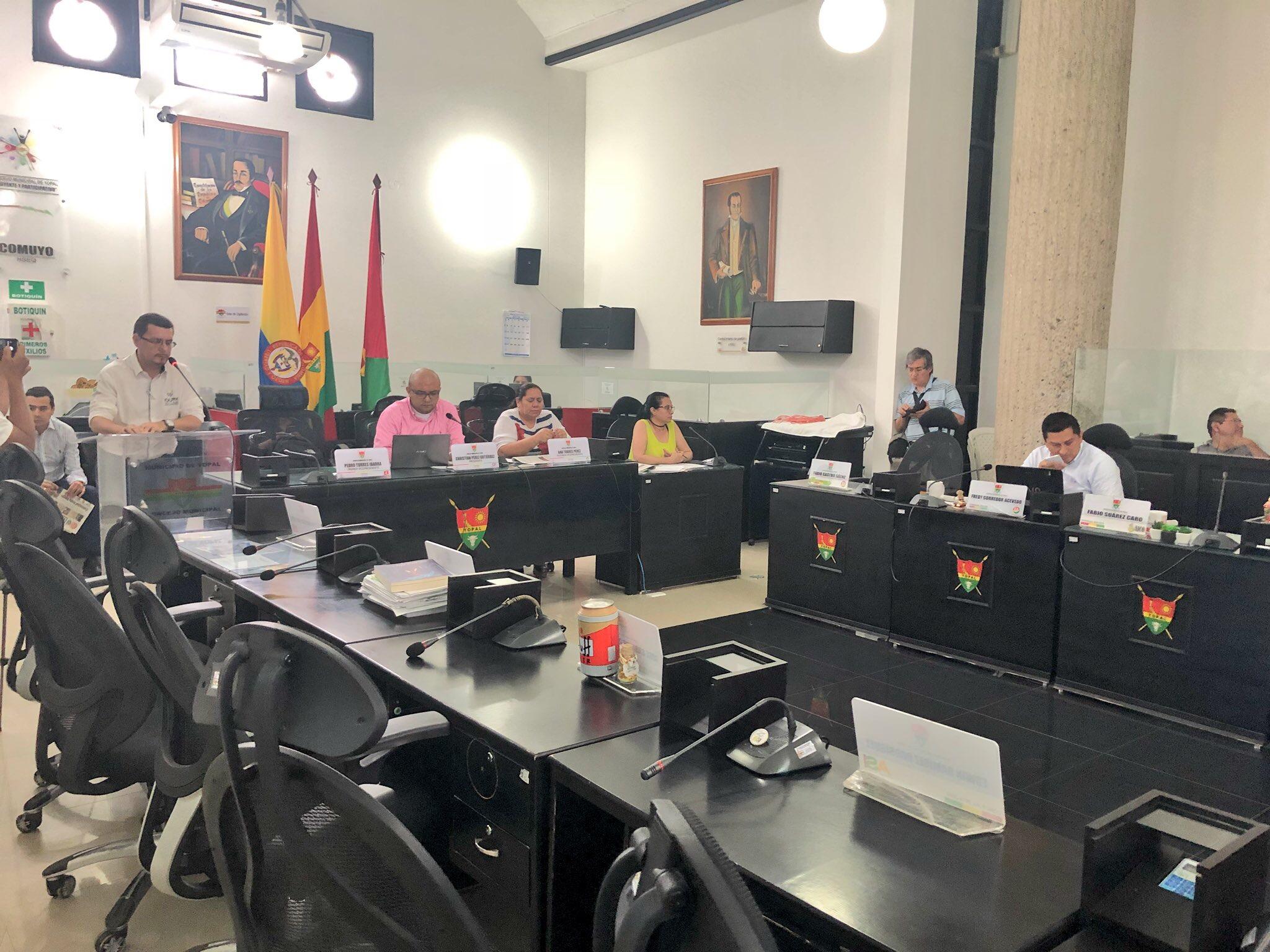 """""""Parque de las Aguas de Yopal aún no es utilizable"""" : Ricardo Corso director del IDURY, en el concejo municipal"""