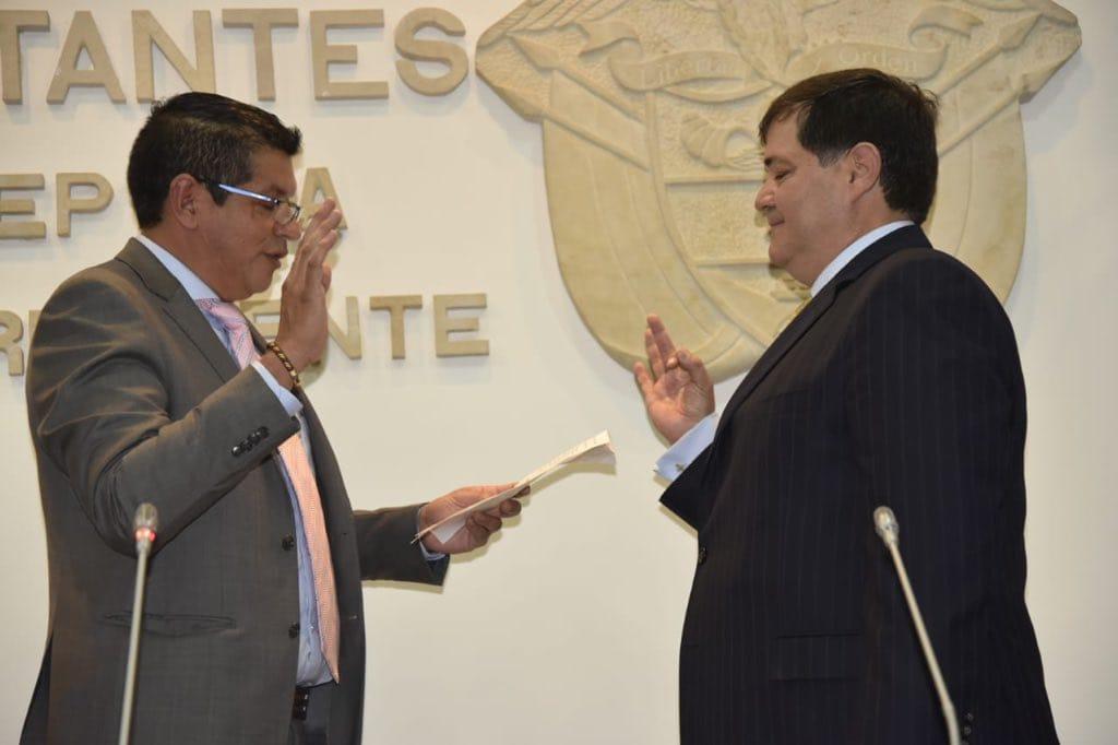 Jairo Cristancho  Tarache electo como nuevo presidente de la comisión séptima constitucional permanente de la Cámara de Representantes