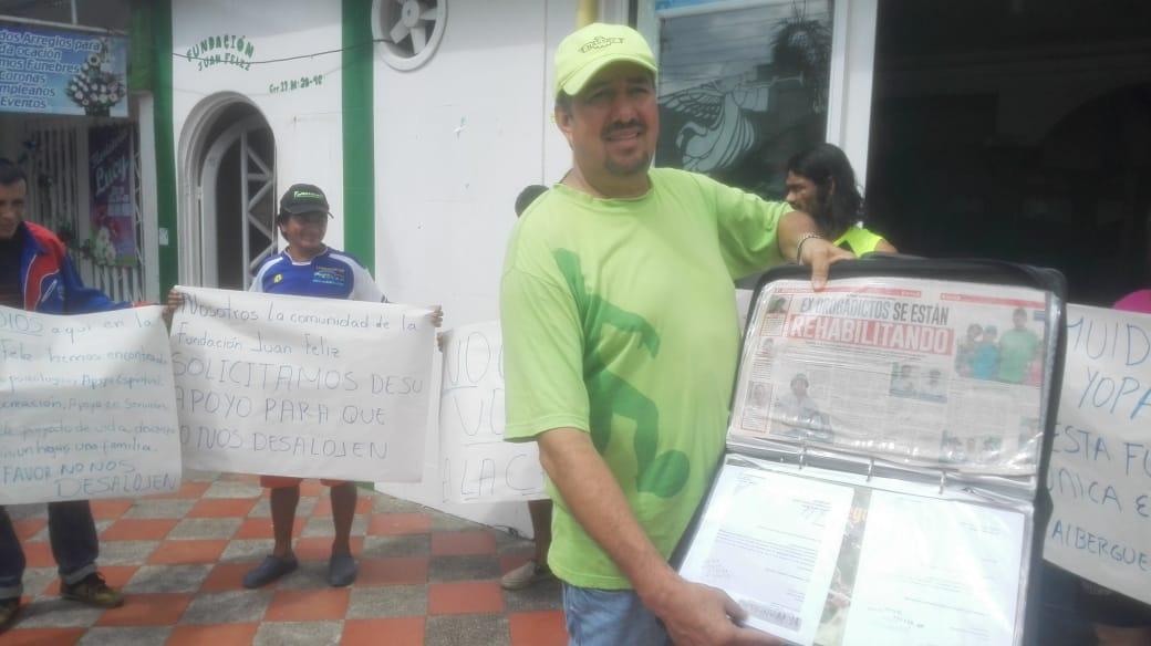 Sociedad de activos especiales aplazó desalojo de sede de Fundación Juan Feliz de Yopal