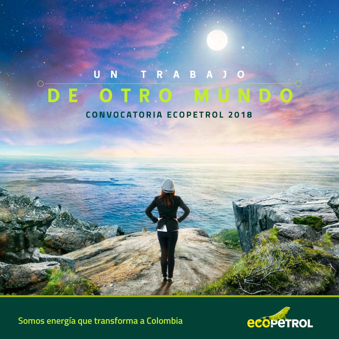 Ecopetrol abre nueva convocatoria laboral