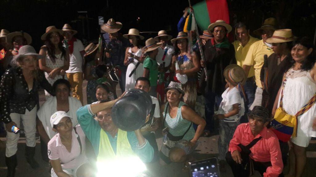 Amenazas de muerte y destierro denuncia  comunidad Nasa de Yopal