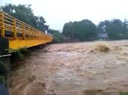 Alerta Roja los ríos Casanare, Pauto y Meta