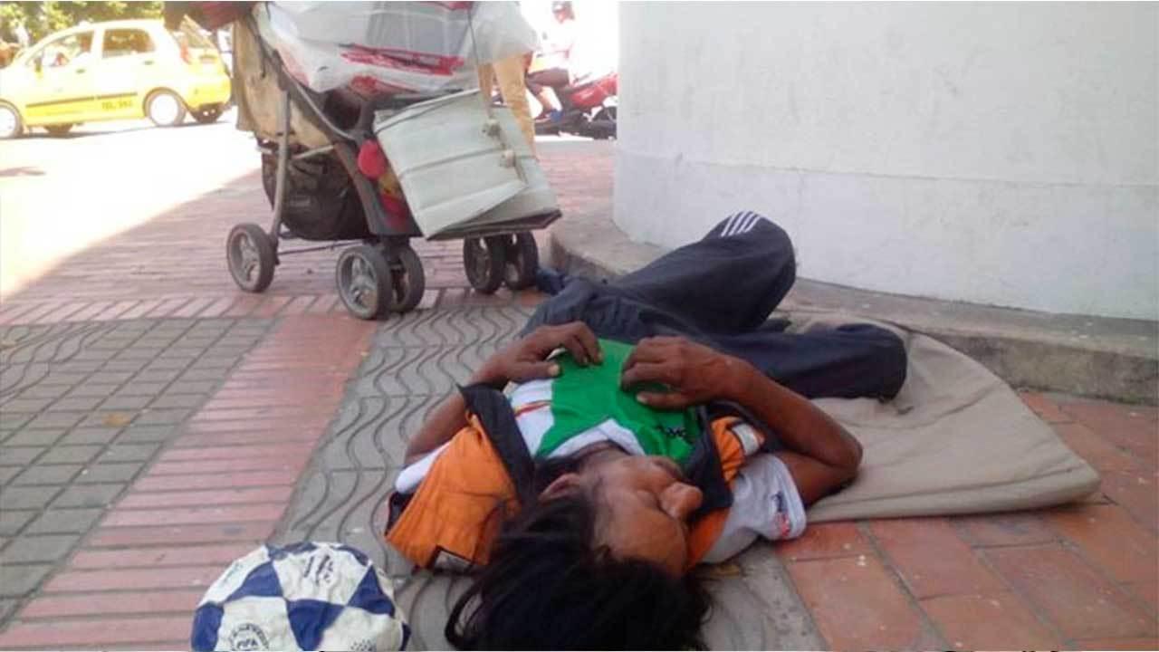 En Yopal autoridades buscan ayudar a habitantes de la calle
